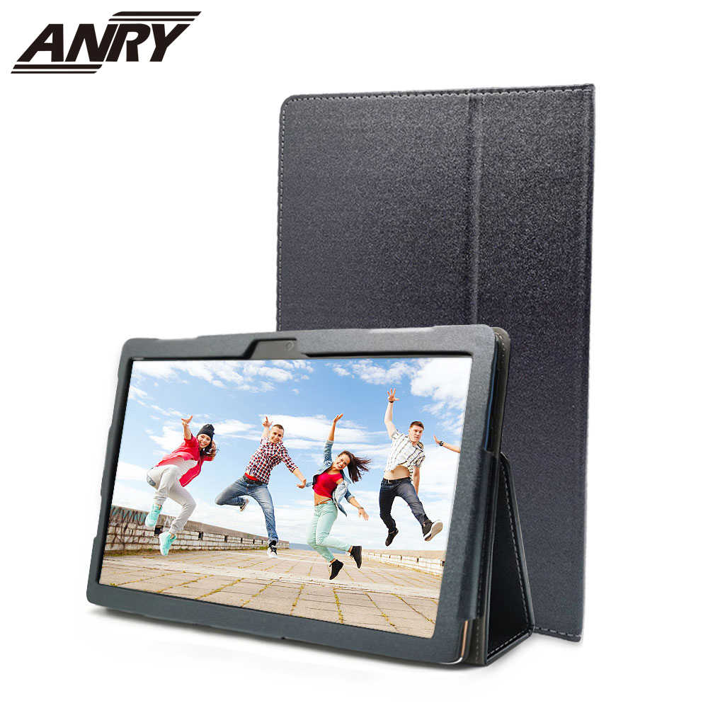 Anry 11.6 Inch Tablet Pu Leather Case 2-Folding Stand Cover Voor Anry S20 11.6 Inch Tablet Pc