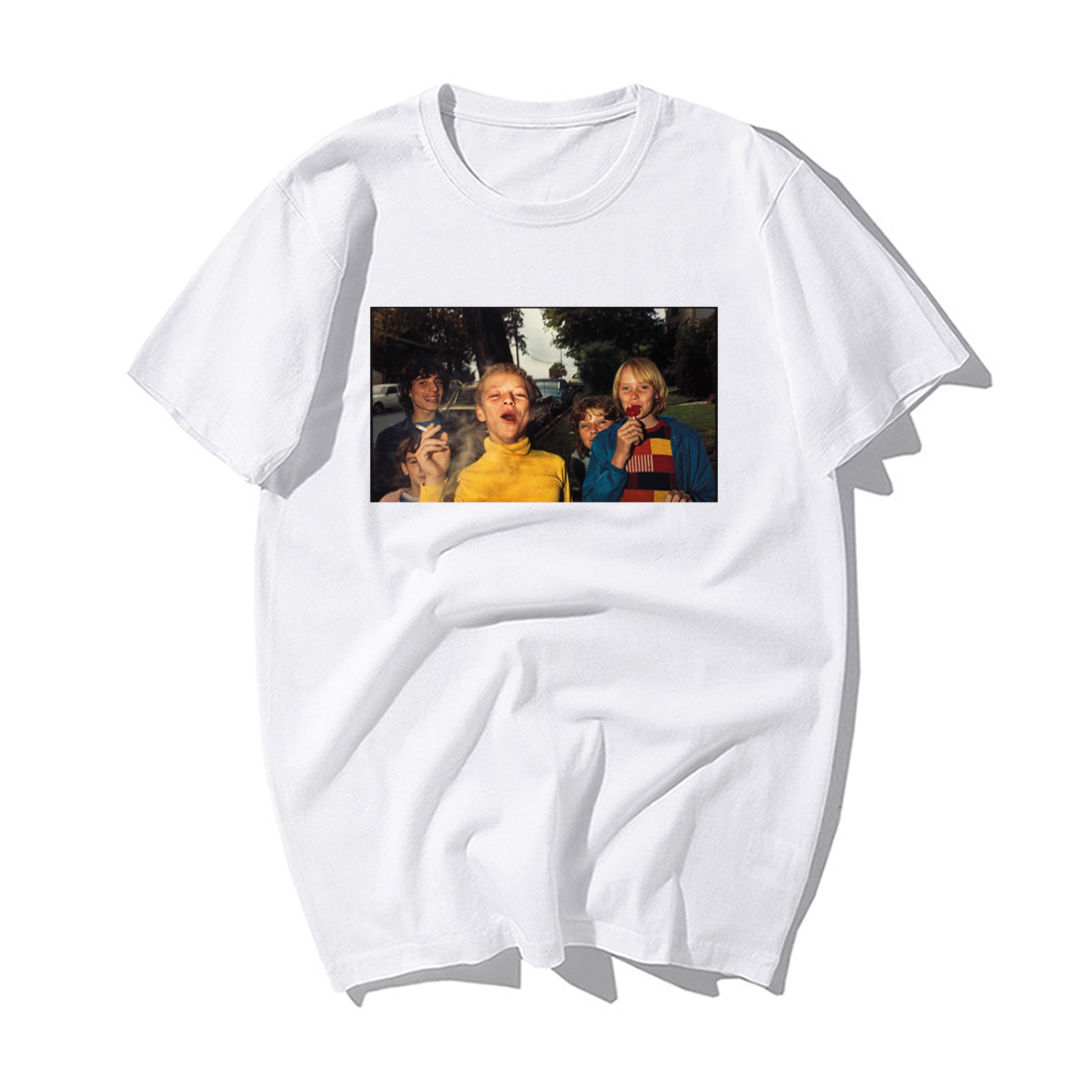 Stay Tuned Men'S Tshirt 2019 Funny Men Print Tshirt Summer Casual High Quality Cotton Short Sleeve T-Shirt Hip Hop Streetwear
