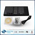 Supermarkt POS Programmierbare Schlüssel Tastatur mit Magnetische Smart Kartenleser KB66|Kartenlesegeräte|Computer und Büro -