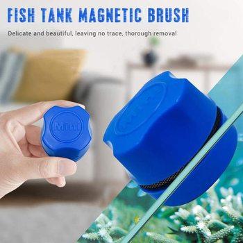Magnetic Aquarium Cleaning Scrubber 1