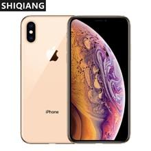 Used Unlocked Apple iPhone XS 5.8inch Face ID NFC ROM 64GB/256GB Smartphone Hexa-core Apple Pay