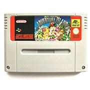 Super Adventure Island Juego de 16 bits, versión EU para consola pal
