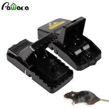 1/2 шт Высокое качество многоразовые для ловли крыс мышей Мышь