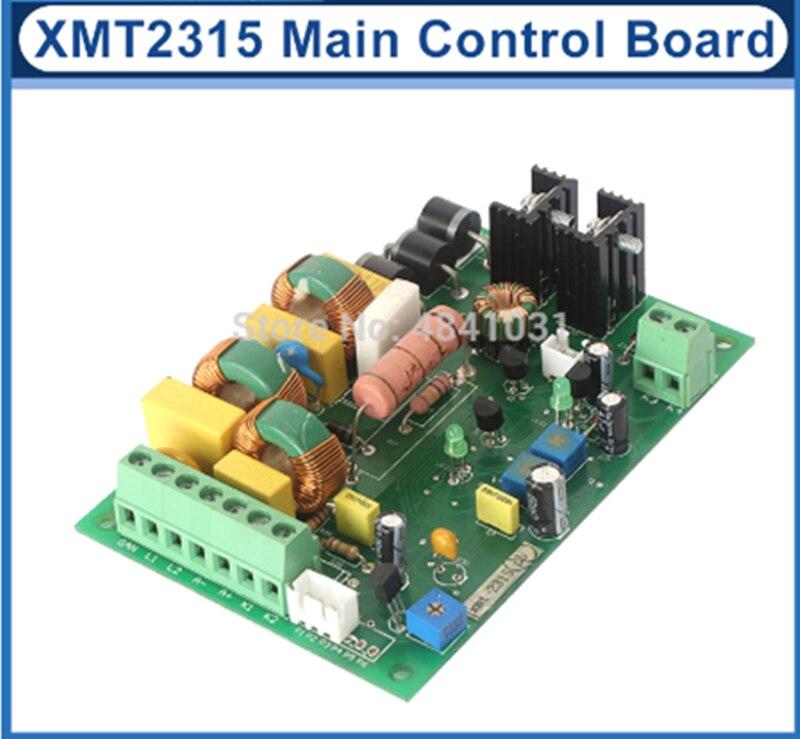 Основные Управление доска XMT2315 220V электрические монтажная плата Зиг X1-121 контурная пластина