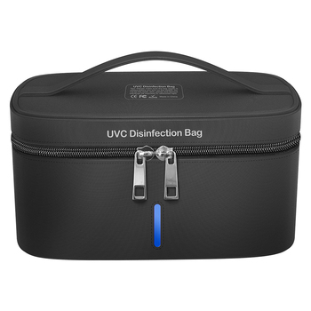 UV 99% Disinfection Bag - Portable UVC+UVD Sterilizer Box