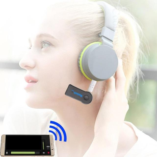 Headset Audio Receiver Recording Tranmitter Receiver Car Tranmitter Receiver Car Tranmitter Receiver Aux Tranmitter 2