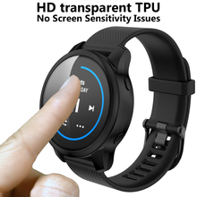 Protective Case Shock-resistant TPU Cover Protective Bumper Shell For Garmin Venu Smart Wearable Accessories Protective Case cheap comfast CN(Origin) Cases english Adult All Compatible Push Message Replacement Protective Case Anti-Fall Watch Screen Protector