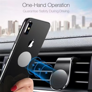 360 samochodowy magnetyczny uchwyt na telefon GPS dla Skoda Fabia Octavia Kodiaq Superb Karoq Octavia Fabia Superb Octavia akcesoria samochodowe tanie i dobre opinie CN (pochodzenie) Black