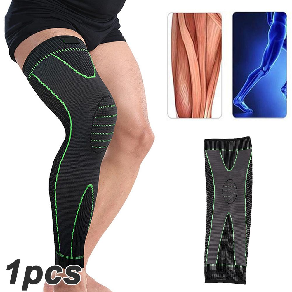 Knee Brace For Men And Women Knee Joint Compression Training Basketball Fitness Breathable Protective Knee Support 40FP27