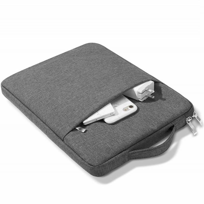 Shockproof Zipper Sleeve Bag Case For New Microsoft Surface Go 10 Inch Tablet PC Case Nylon Notebook Bag Women Men Handbag Cover