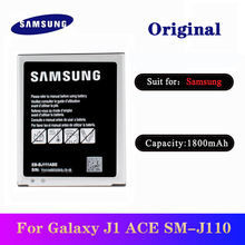 5 шт/лот samsung j1 оригинальный аккумулятор eb bj111abe 1800