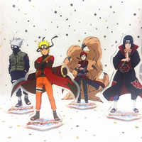 Naruto Shippuden Uzumaki Naruto Mädels Hyuuga Hinata Jiraiya Haruno Figur Naruto Acryl Figuren Spielzeug Sammlung Modell Puppen