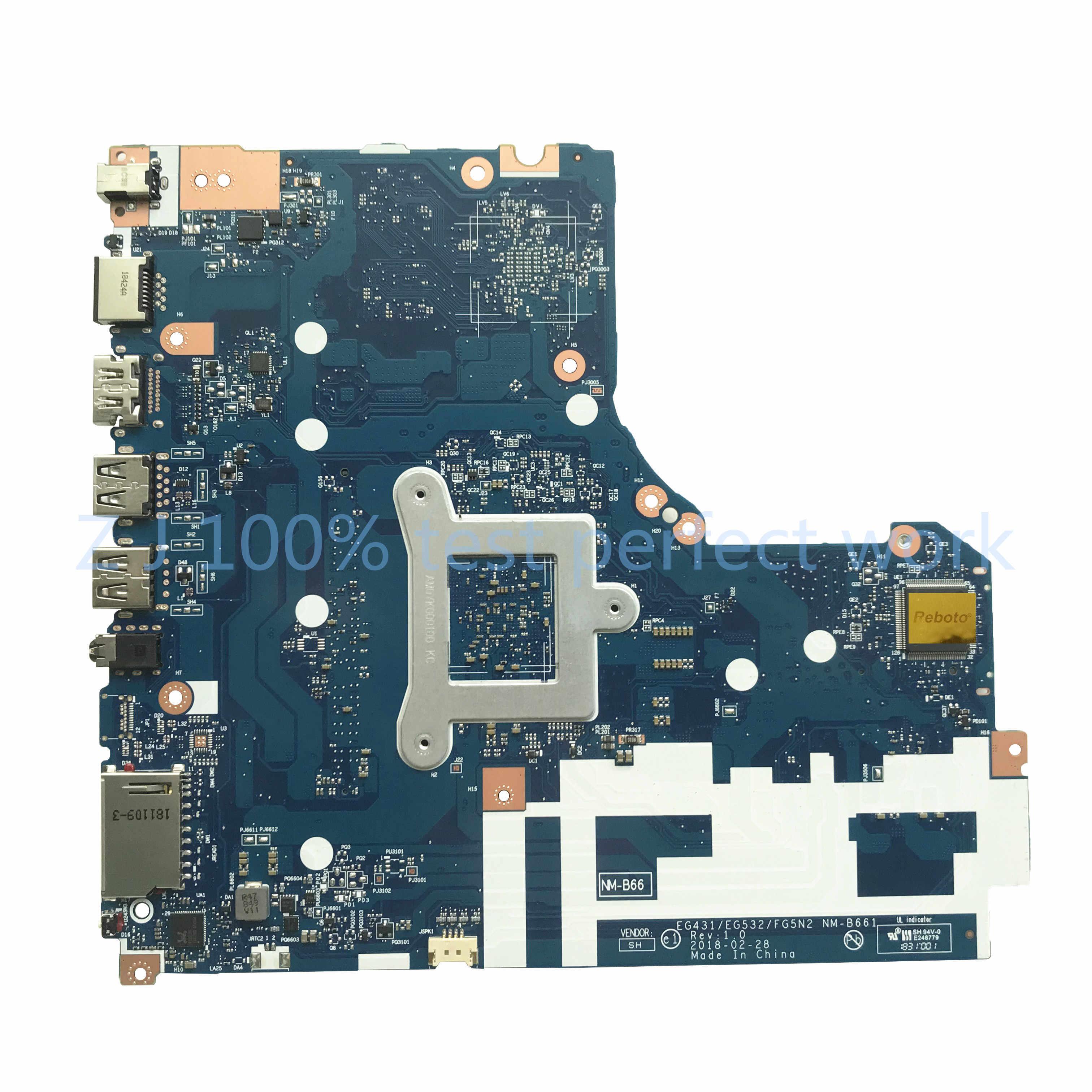 لينوفو IdeaPad 330-15 330-15IGM اللوحة المحمول EG431/EG532 NM-B661 DDR4 100% اختبار سريع السفينة