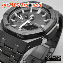 Bezel Stainless-Steel-Accessories Ga2100 3rd GA-2110 Modification-Generation-Watchband