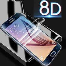 Filme Para Samsung Galaxy J1 hidrogel J3 J5 J7 Neo Núcleo Nxt J701 A3 A5 2016 2015 H Protetora Para Samsung A3 9 A5 A710 2017