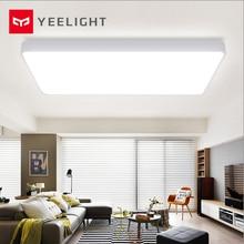Yeelight inteligentny sufitowy reflektor Pro kwadratowy LED 96x64cm Plus lampa głos/inteligentna aplikacja domowa kontrola do sypialni salonu
