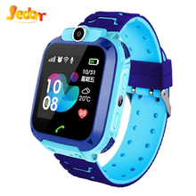 JEDONR Children's Smart Watch SOS Phone Watch Smartwatch For Kids With Sim Card Photo Waterproof IP67 Kids Gift For IOS Android