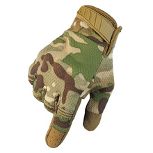 Military-Gloves Airsoft Tactical Hunting Camo Cycling Touch-Screen Paintball Motorbike