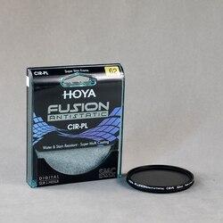 HOYA Антистатическая пемза для FUSION hoya, 77 мм, CPL 67/72/82, японский оригинал