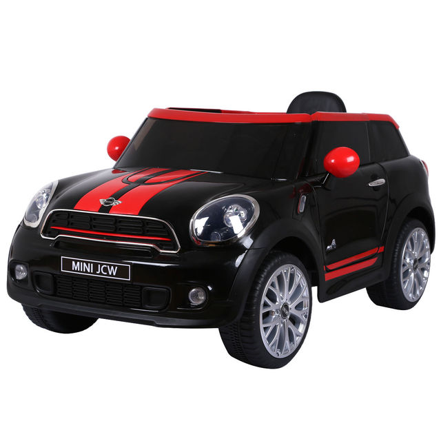 12V Electric MINI PACEMAN Kids Ride On Car Licensed R//C Remote Control MP3 Red