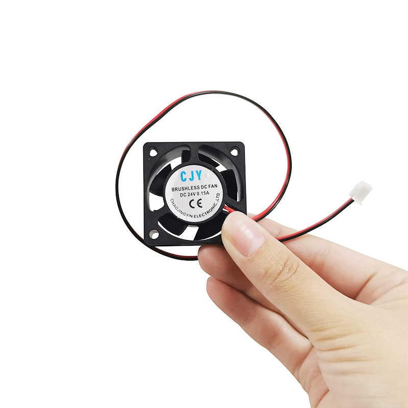 1 pcs Senza Spazzola di CC del ventilatore di CC 24V 0.15A ventola di raffreddamento 40*40*20mm Del Computer apparecchio Studente laboratorio