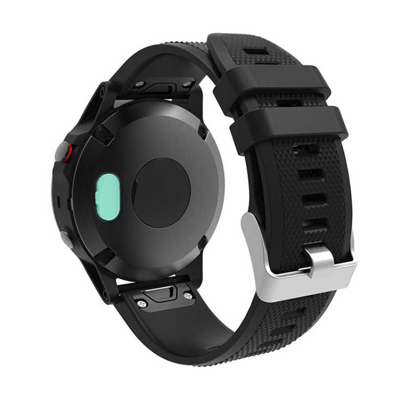 Silicone Dust Protection Caps for Garmin Fenix 5 Forerunner 935 Anti-scratch and Anti-scratch Silicone Dust Cap Hat Protector