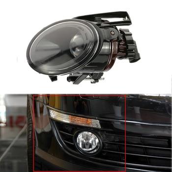 цена на Front LED Fog Light For VW Passat B6 3C 2006-2009 Car-Styling Front Bumper LED Fog Lamps Auto Accessories car lights headlights