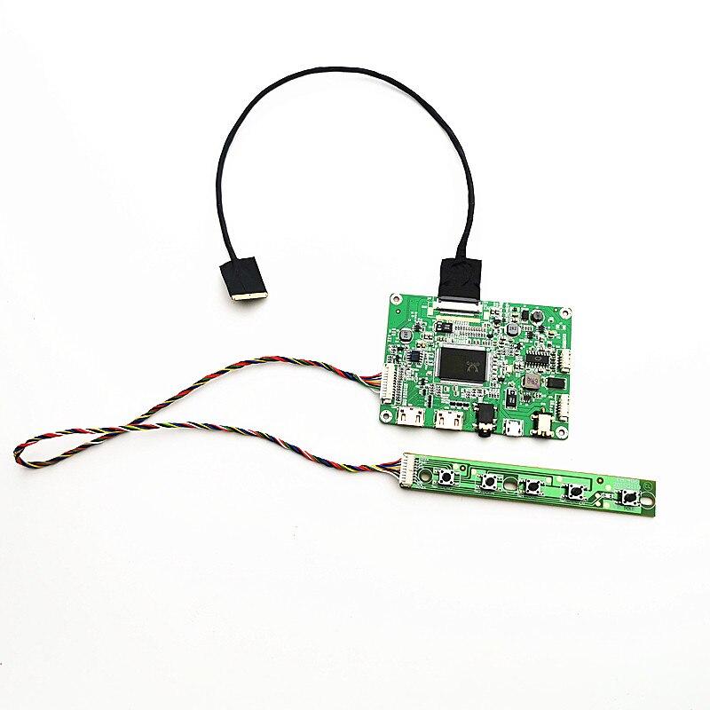 2mini HDMI+Audio LCD Controller Board For 120HZ LCD 15.6