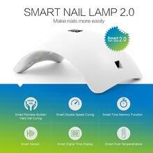Бесплатная доставка лампа для ногтей sun8 48 Вт большое пространство