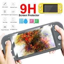 5 шт. консоли Экран протектор для Nintendo Switch Lite/мини с уровнем твердости 9H закаленное Стекло Экран протектор 3D Protetor пленка защитная крышка