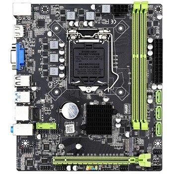 H310C Motherboard Supports Intel Core / Celeron / Pentium LGA1151 Processor and 1 x PCIE 16X HDMI VGA