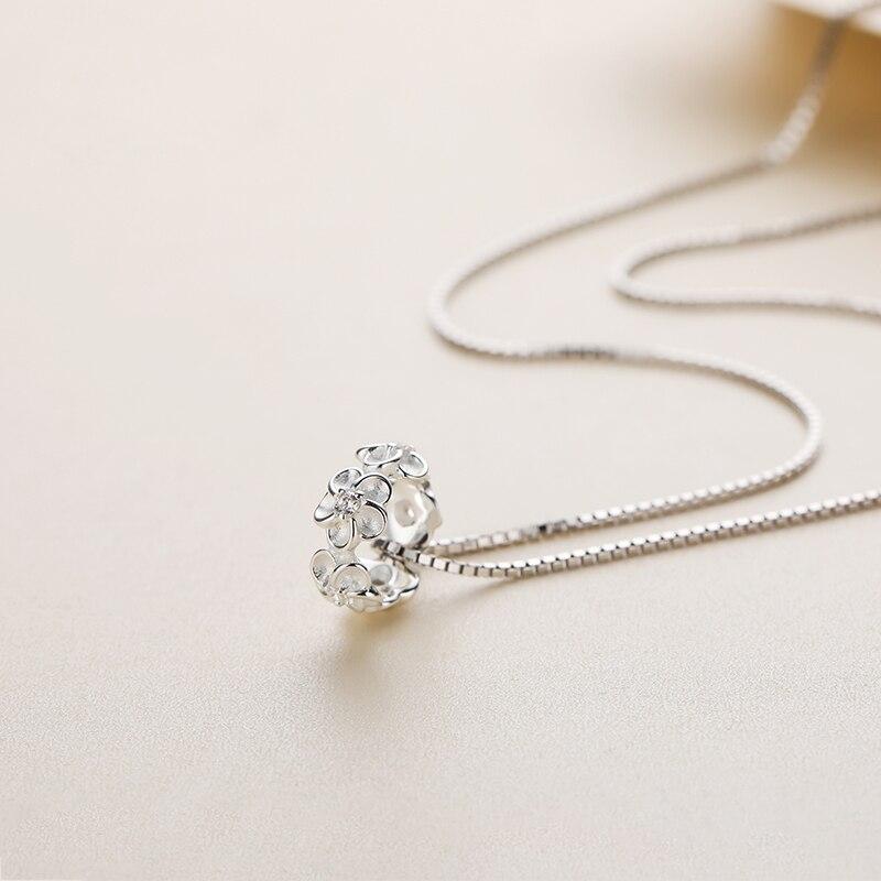 Sterling Silver Gemstone Flower Star and Heart Childs Bracelet
