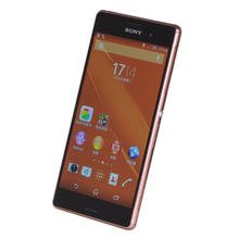 "Unlocked Original Cell phone Sony Xperia Z3 D6603 5.2"" LTE Quad core 3GB RAM 16GB/32GB ROM 20.7MP Camera Refurbished"