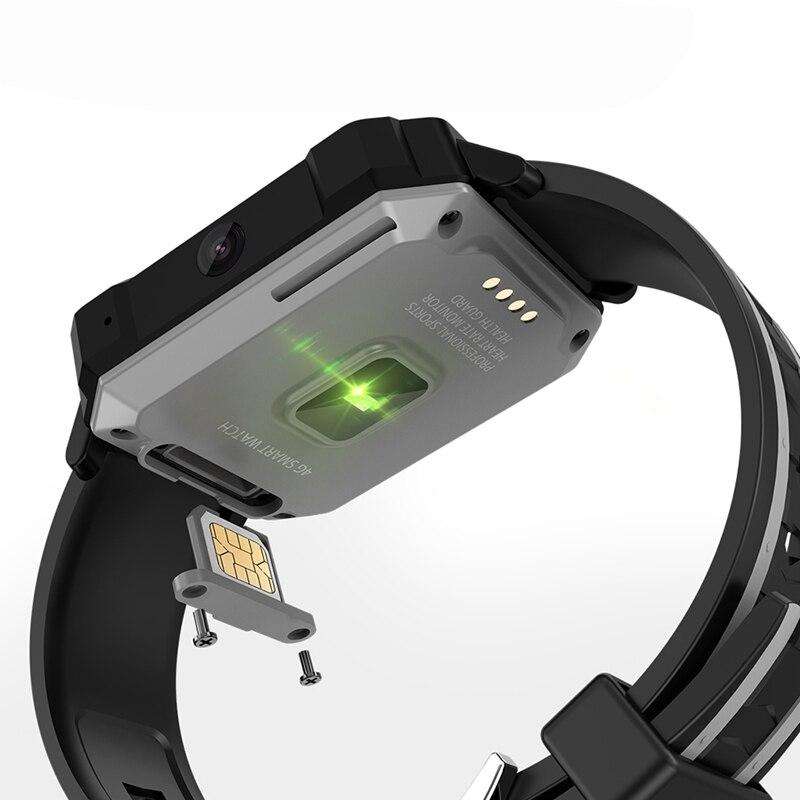 Смарт часы H7 водонепроницаемые мужские Смарт часы Android 4G Bluetooth спортивные Смарт часы Android водонепроницаемые Mtk6737 камера для улицы - 3