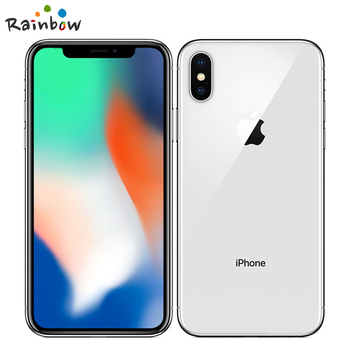 Original Apple iPhone X 3GB RAM 64GB 256GB ROM 5.8″ iOS Hexa core 12.0MP Dual Back Camera Unlocked 4G LTE Mobile Phone Mobile Phones Smart Phones & Tablets Smartphones