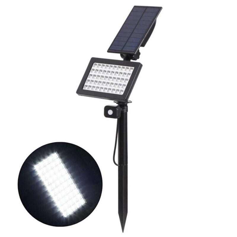 Oufula Solar Gazon Licht Led Sensor Licht Overstroming Licht Outdoor Waterdichte Tuin Tuin Licht - 4