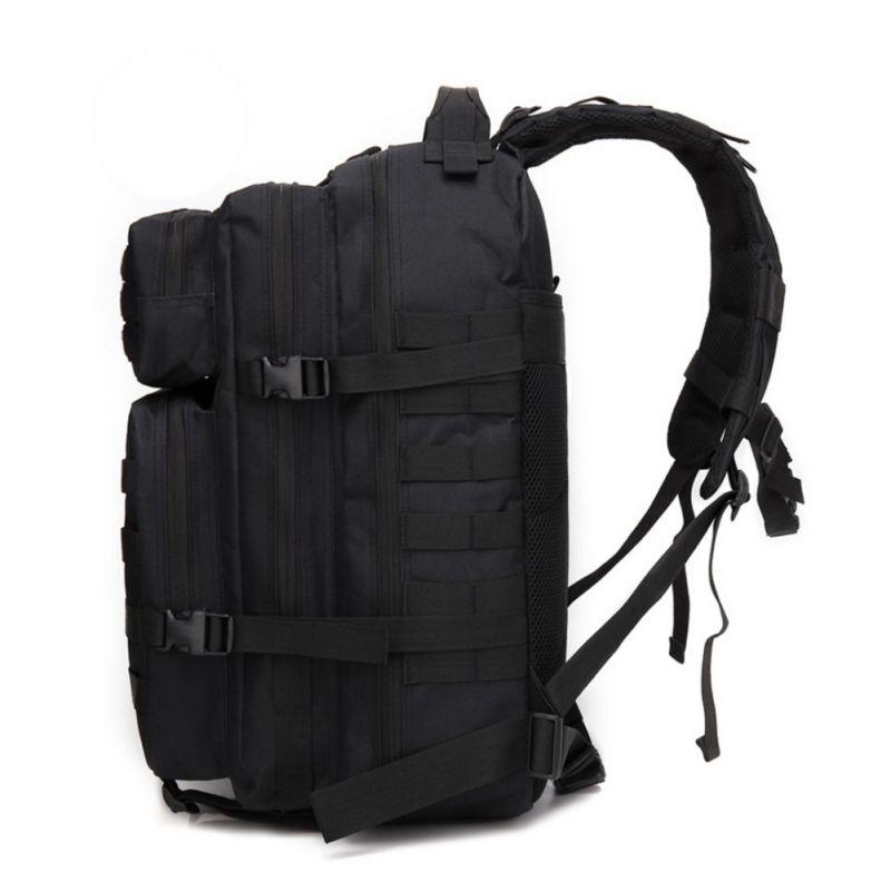 Новинка, хит продаж, двойной наплечный рюкзак, большая емкость, водостойкий, на молнии, для улицы, спортивная сумка, шапки для хранения ноутб