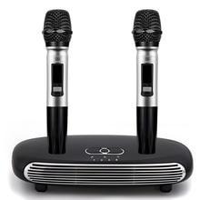Singing-Machine Karaoke-Box Home-Echo-System Microphone Bluetooth-V5.0 HDMI Wireless