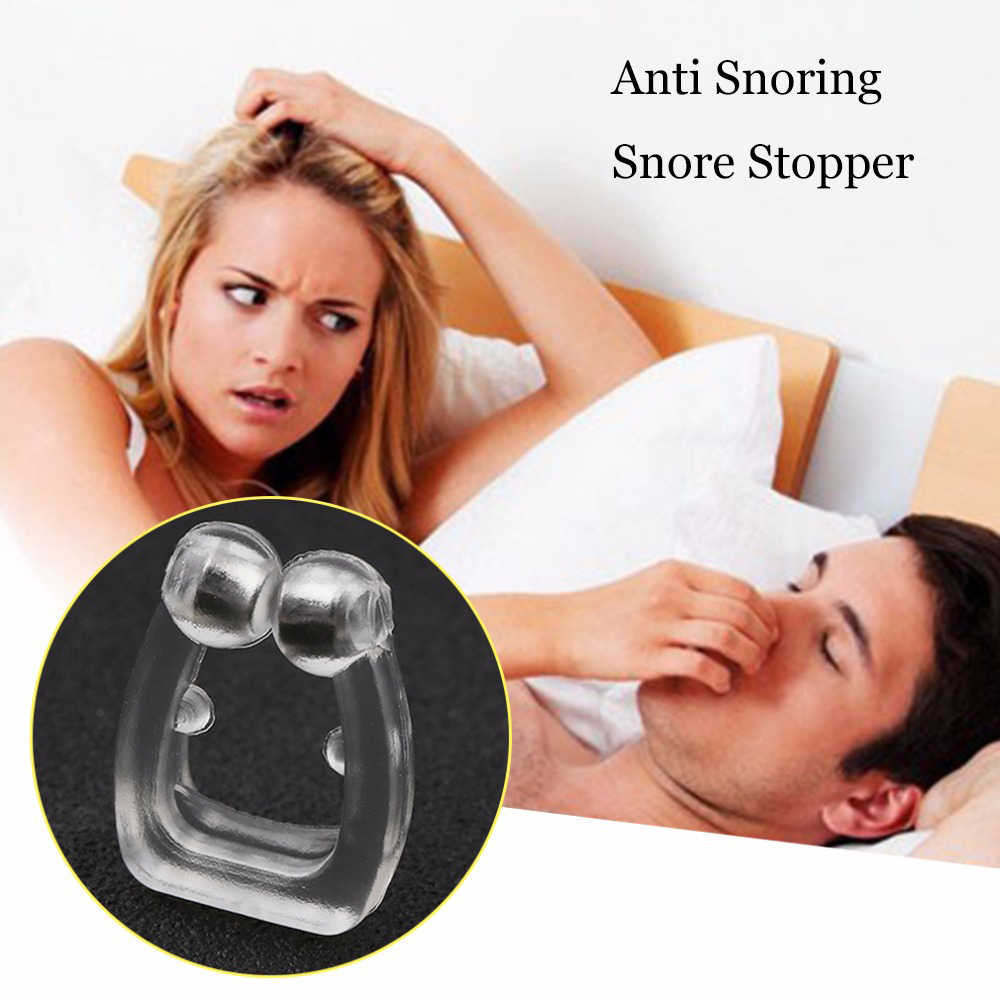 רך אנטי לנחור האף קליפ לילה שינה סיוע להפסיק מרחיבי האף מכשיר נחירות מכשיר להפסיק שיכור לישון טוב יותר