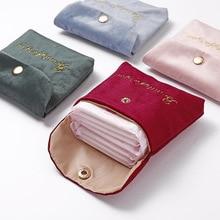 Bag Organizer Tampons-Pouch Card-Holder Storage-Bag Napkin-Towel Headphone-Case Sanitary-Pad