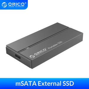 ORICO External Solid State Drive 1TB SATA mSATA NVME SSD 128GB 256GB 512GB Portable SSD 1TB For Office Work(China)