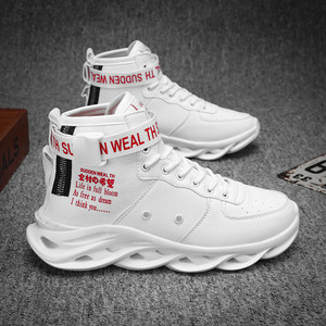 2020 Winter Hot Selling Fashion Comfortable Skid-proof Flying Weaving Man Sneakers Casual shoes for Man leisure Flat Zapatillas(China)