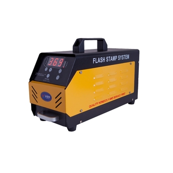 New LY P30 automatic digital photosensitive seal machine PSM stamp maker flash stamp system with free gift pack