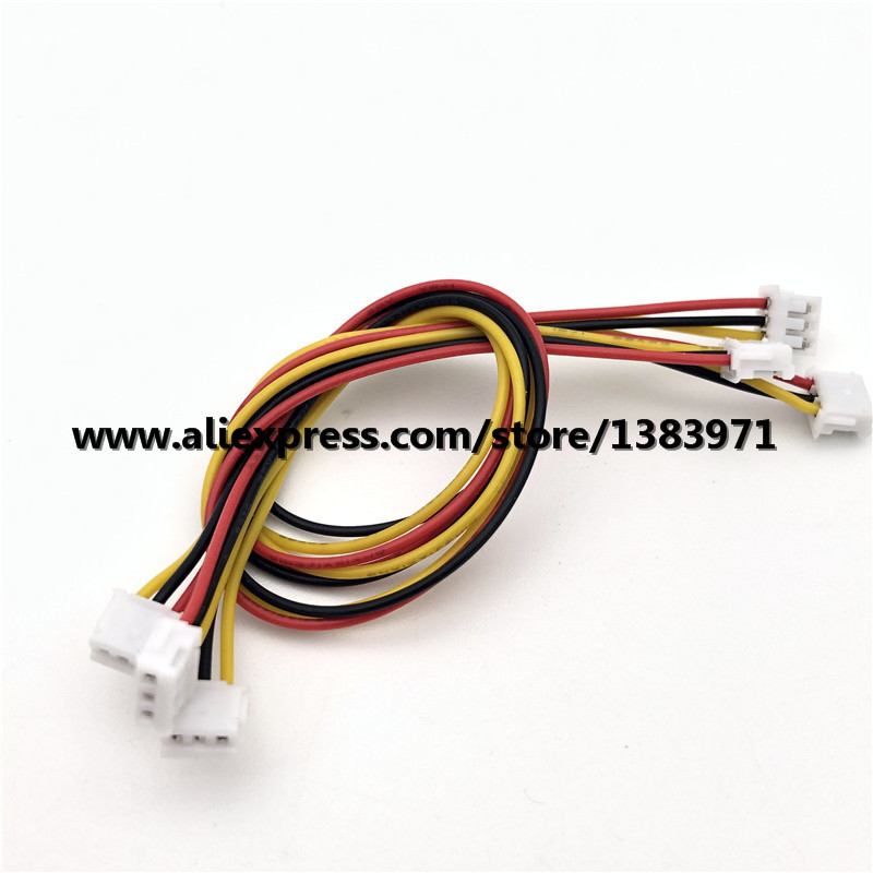 ZH1.5 1.5mm connector wire <font><b>cable</b></font> DIY JST 2/3/4/5/6/7/8/9/10/<font><b>12</b></font> <font><b>Pin</b></font> Electronic wire Double Connect Terminal Plug 10/15/20cm image