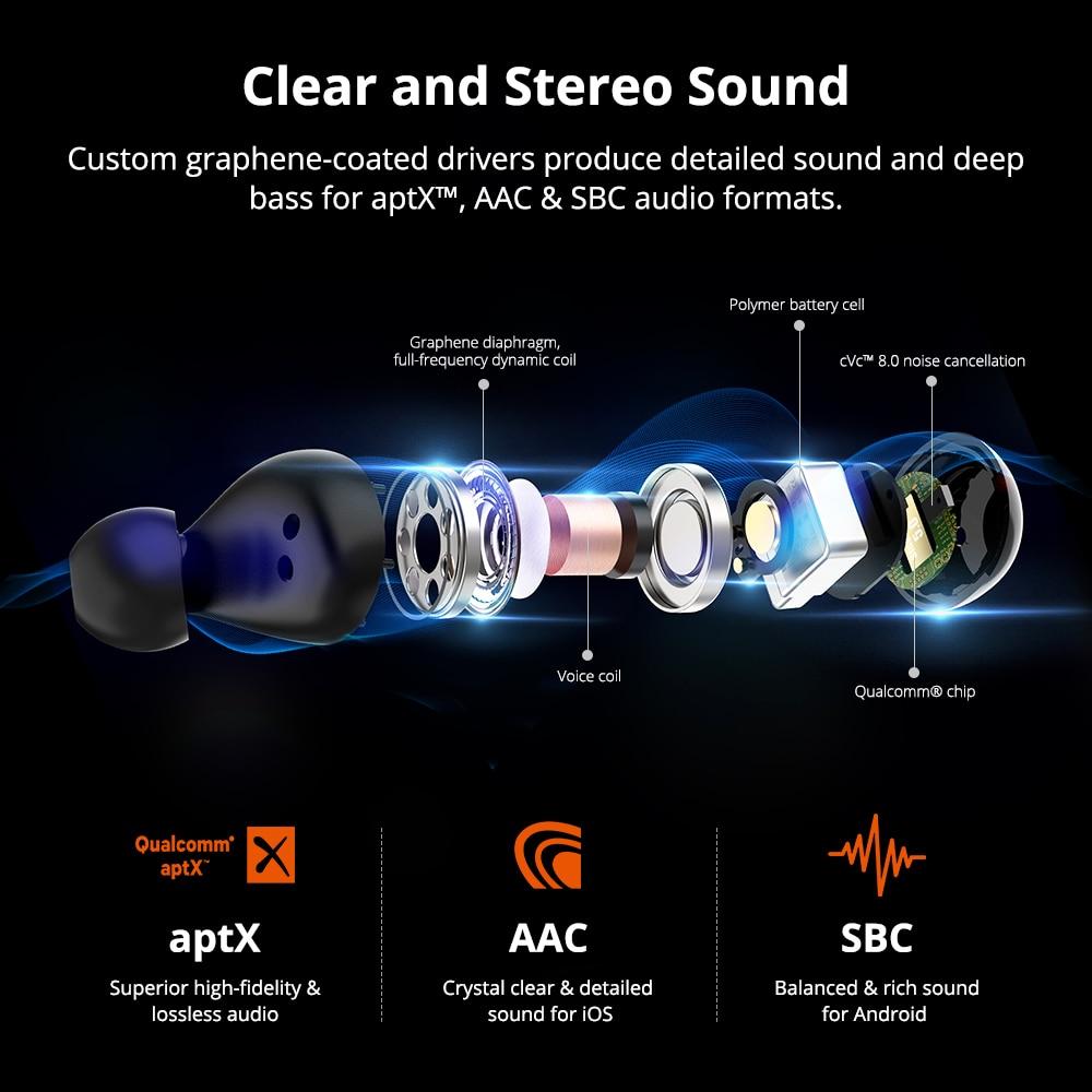 Tronsmart Spunky Beat TWS Bluetooth Earphone 2