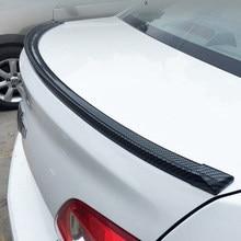 1,5 M auto 5D carbon fiber spoiler gummi streifen für EMGRAND EC7 EC7-RV EC8 Geely Vision SC7 MK CK Kreuz gleagle SC7 Englon SC3 SC5