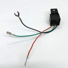 Индикатор сигнала поворота для мотоцикла мигалка Вспышка авто
