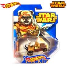 Car-Toys Wheels Star-Wars-Series Track-Model Gifts Role Hot Bear 1/64-Cwg35 Fair Wicket