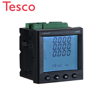 цена на max input ac 690V high-performance power meter with 4-20mA dc analog output equivalent to PM800