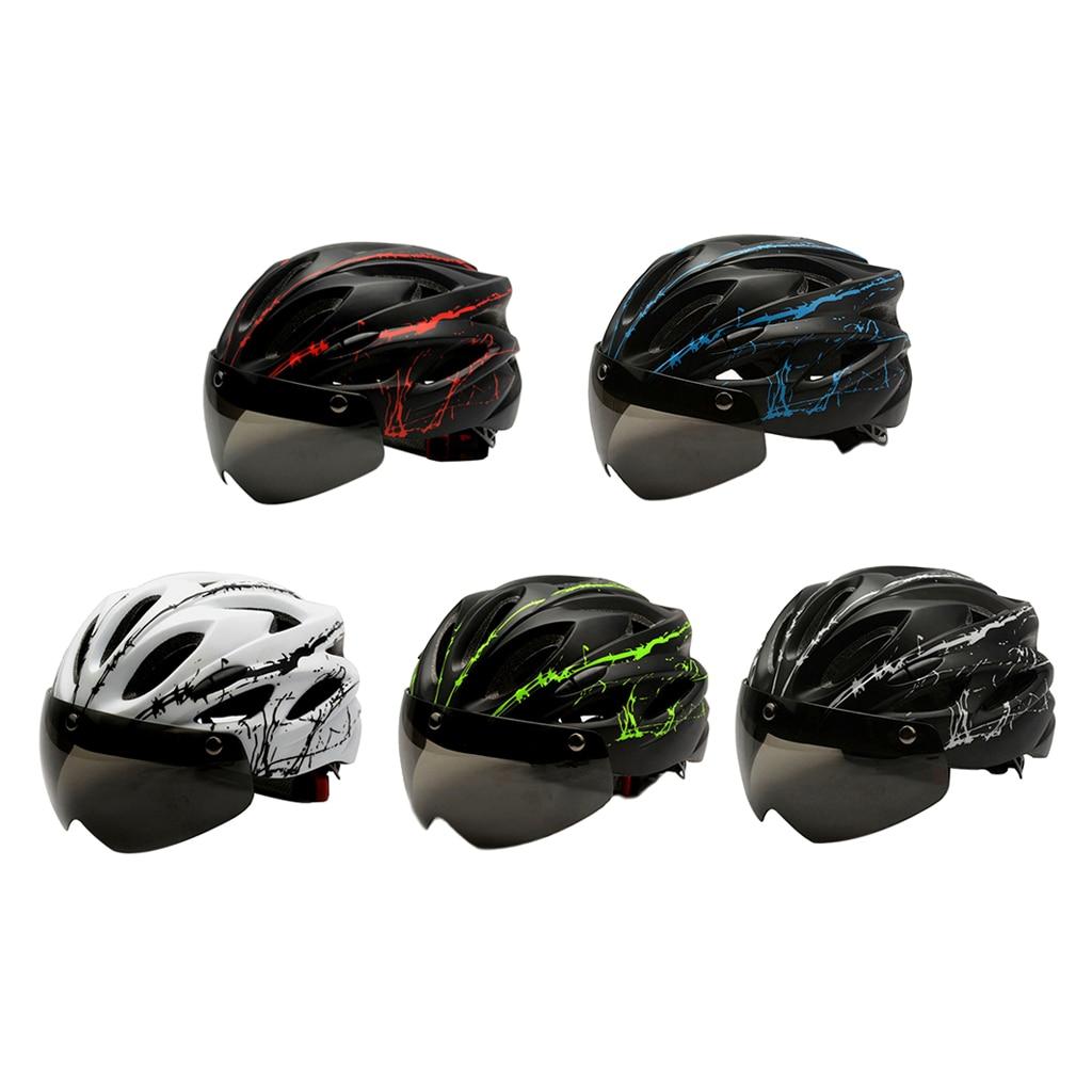 Велосипедный шлем для мужчин и женщин Мужской Горный Дорожный
